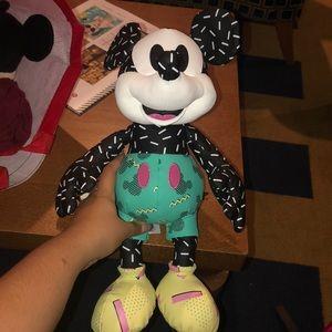 Mickey memories plush September